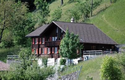 Das Haus Sonnhalde