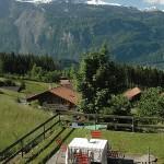 Blick von der Terrasse am Haus Sonnhalde