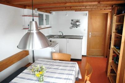 Ferienwohnung 2: Wohnküche